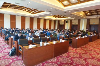 北京和利时电机年会