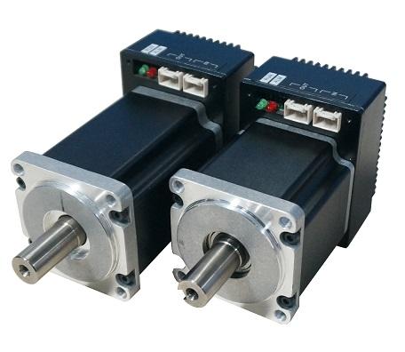 DM系列低压伺服一体机,适用于AGV、物流、军工等车载设备